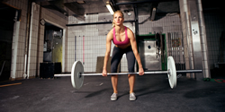 Massage Perth - good deadlift form, crossfit